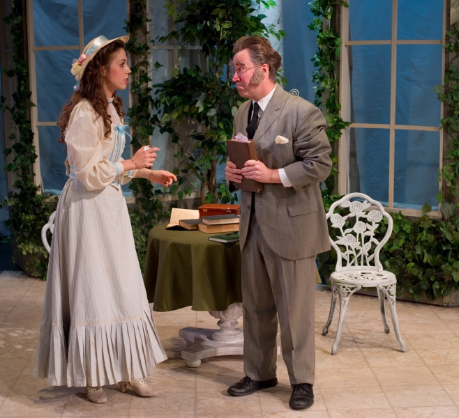 The Importance of Being Earnest - MERRIMAN